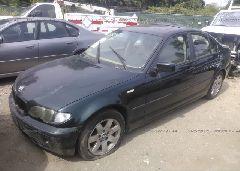 2002 BMW 325 - WBAET37402NJ22156 Right View