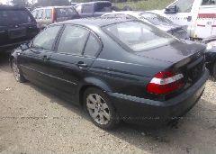 2002 BMW 325 - WBAET37402NJ22156 [Angle] View