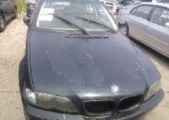 2002 BMW 325 - WBAET37402NJ22156 detail view