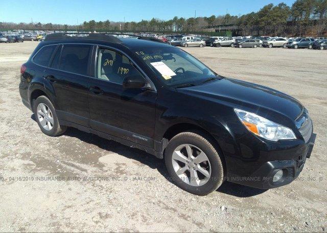 Inventory #671082492 2013 Subaru OUTBACK