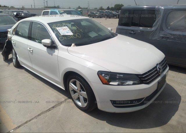 Inventory #187272954 2015 Volkswagen PASSAT
