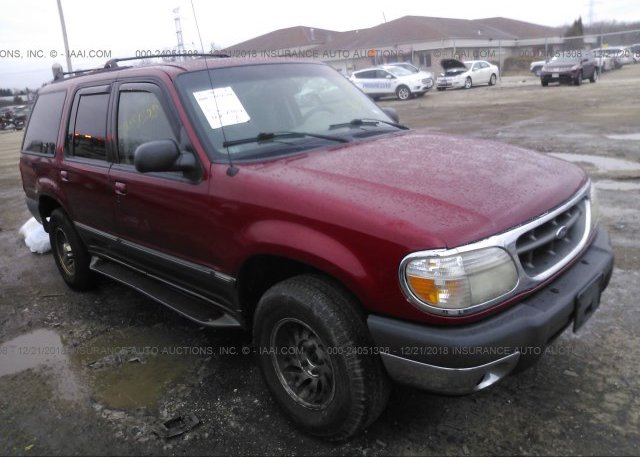 Inventory #999866550 2000 FORD EXPLORER