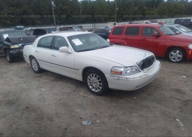Inventory #775767194 2006 Lincoln TOWN CAR