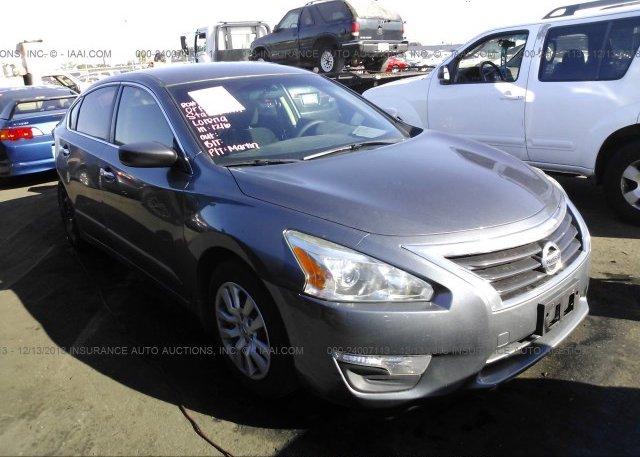 Inventory #110652087 2014 Nissan ALTIMA