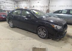 2015 Subaru IMPREZA - JF1GJAC60FH007161 Left View