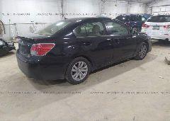 2015 Subaru IMPREZA - JF1GJAC60FH007161 rear view