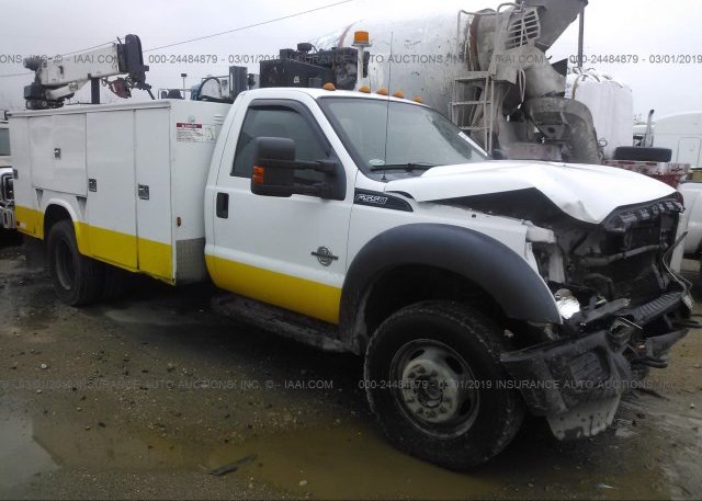 Inventory #490138568 2012 FORD F550