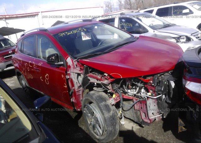 Inventory #996569646 2016 Toyota RAV4
