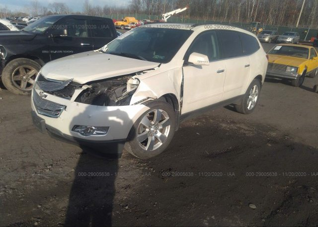 из сша 2012 CHEVROLET TRAVERSE 1GNKVGED6CJ282584