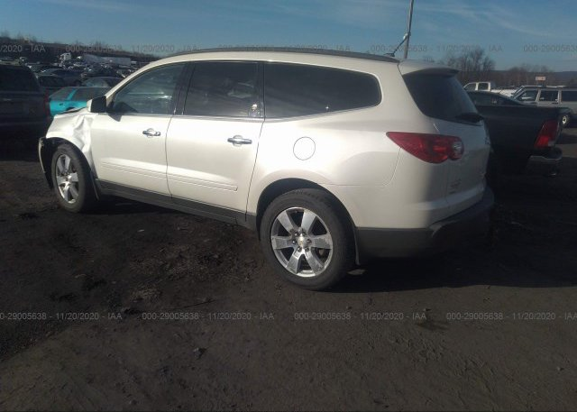 купить 2012 CHEVROLET TRAVERSE 1GNKVGED6CJ282584