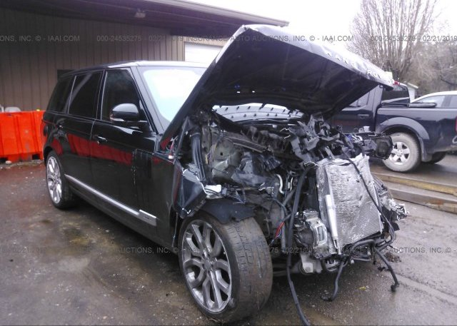Inventory #731427767 2016 Land Rover RANGE ROVER