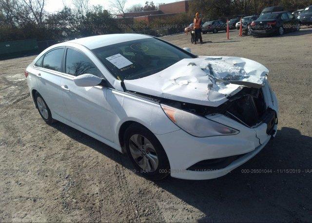 Inventory #505151755 2014 Hyundai SONATA