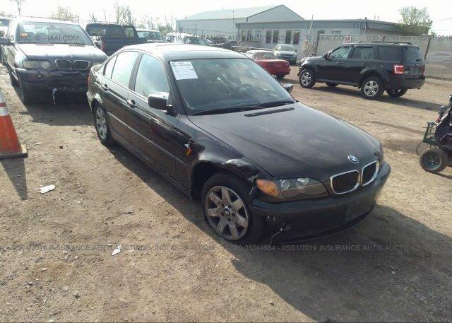 Inventory #848715899 2004 BMW 325