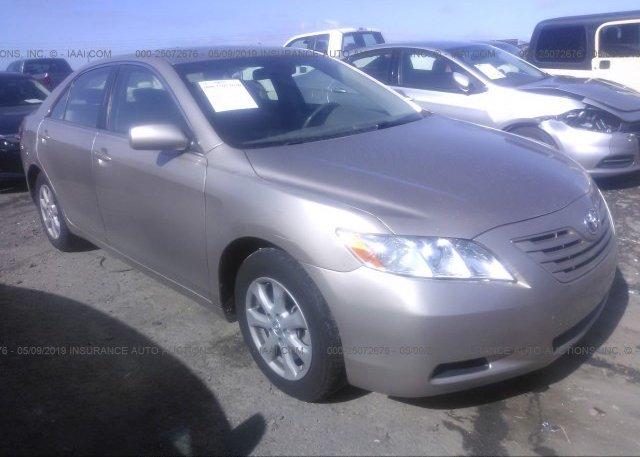 Inventory #293355351 2007 Toyota CAMRY NEW GENERAT