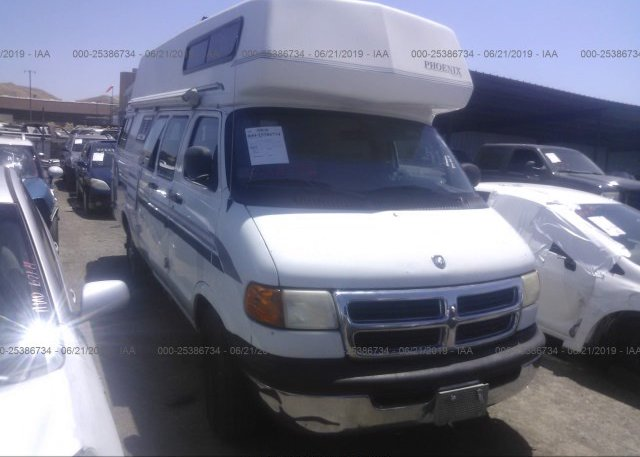 Inventory #777057998 1999 Dodge RAM VAN