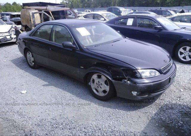 Inventory #626803739 2001 Lexus ES