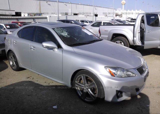 Inventory #214441363 2012 Lexus IS
