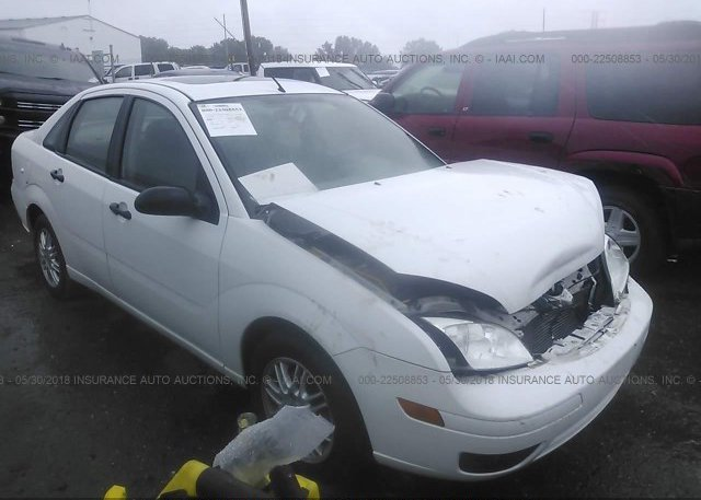 Inventory #887782834 2005 FORD FOCUS