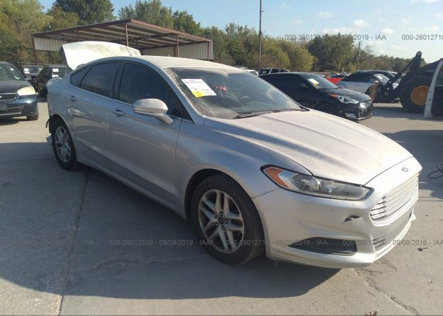 Inventory #764228418 2014 FORD FUSION