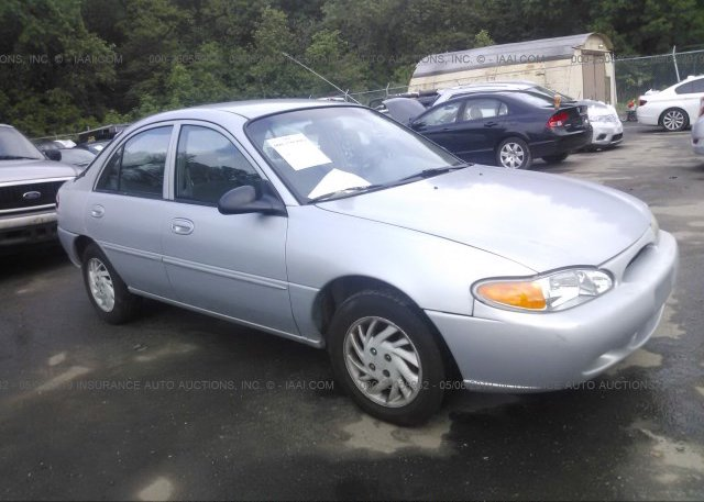 Inventory #952506923 1998 FORD ESCORT