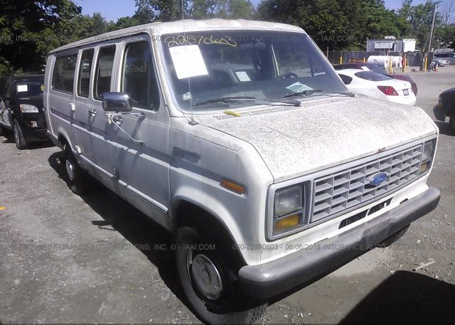 Inventory #616830275 1990 FORD ECONOLINE