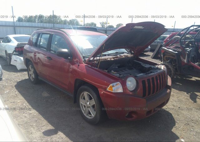 Inventory #455318851 2007 JEEP COMPASS