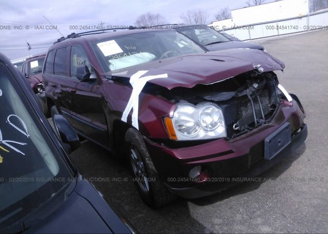 Inventory #863286636 2007 JEEP GRAND CHEROKEE
