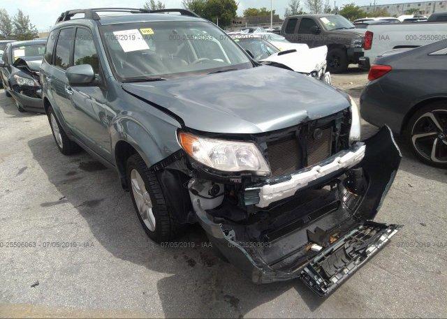 Inventory #227485377 2010 Subaru FORESTER