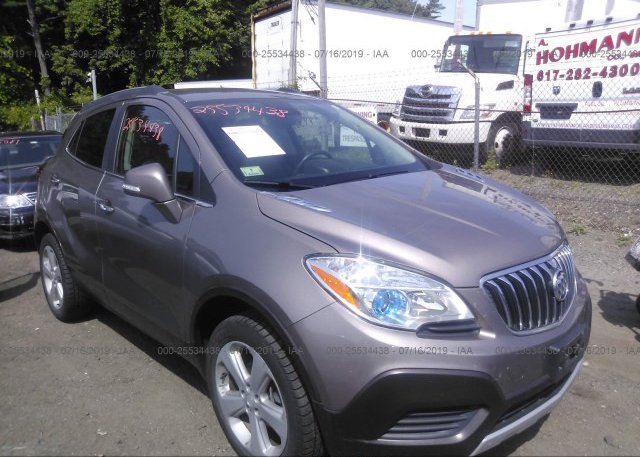 Inventory #665656812 2014 Buick ENCORE