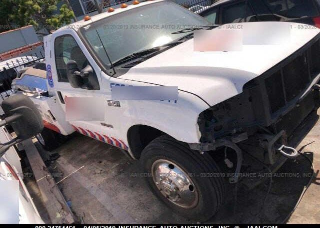 Inventory #732994175 2003 FORD F550