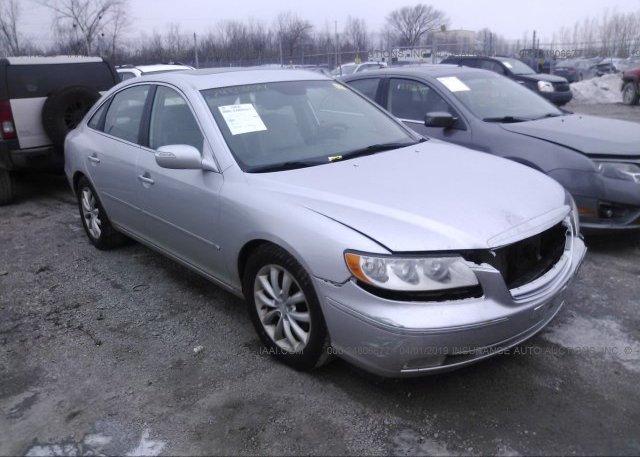 Inventory #439271341 2007 Hyundai AZERA