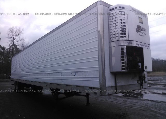 Inventory #278529026 2010 UTILITY TRAILER MFG REEFER