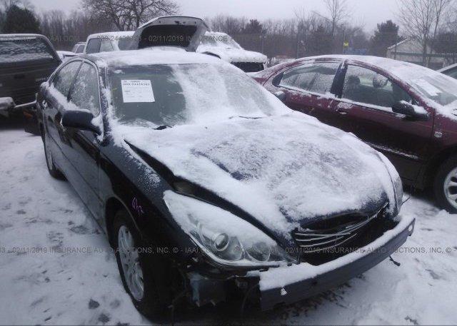 Inventory #193570696 2004 Lexus ES