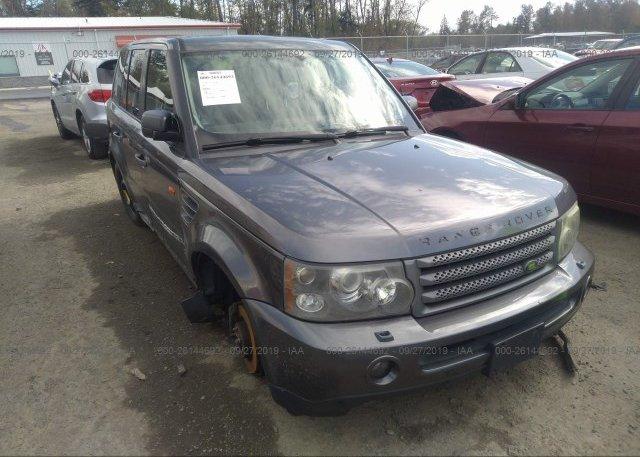 Inventory #424087116 2006 Land Rover RANGE ROVER SPORT