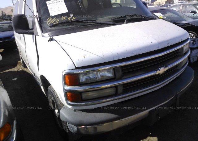 Inventory #777765388 2002 Chevrolet EXPRESS G3500