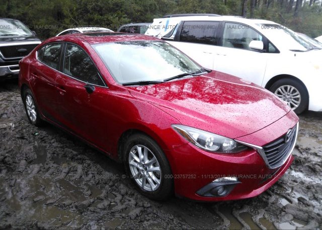 Inventory #683876437 2015 Mazda 3