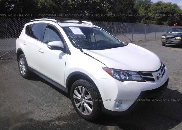 Inventory #136823805 2014 Toyota RAV4