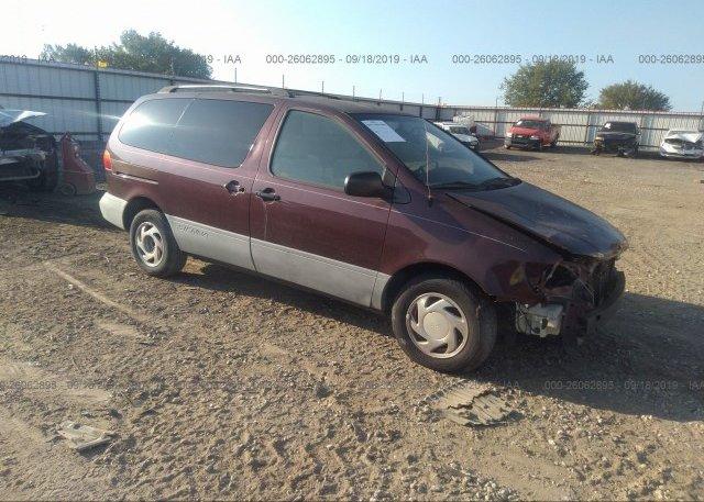 Inventory #739997734 1998 Toyota SIENNA