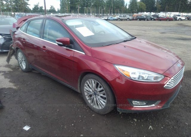 Inventory #829639904 2015 FORD FOCUS