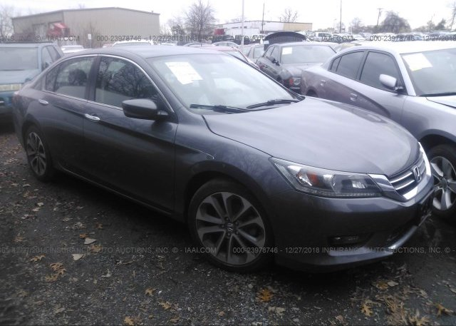 Inventory #806437598 2015 Honda ACCORD