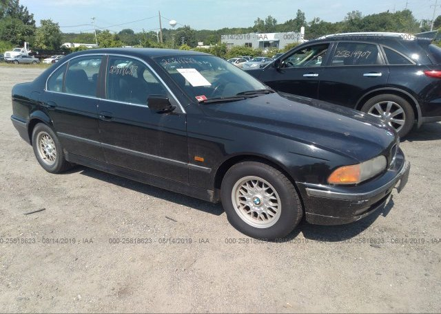 Inventory #691998482 1998 BMW 528