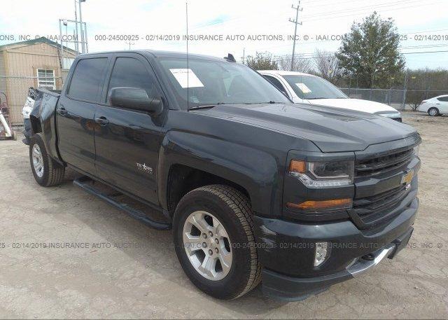 Inventory #215496706 2018 Chevrolet SILVERADO