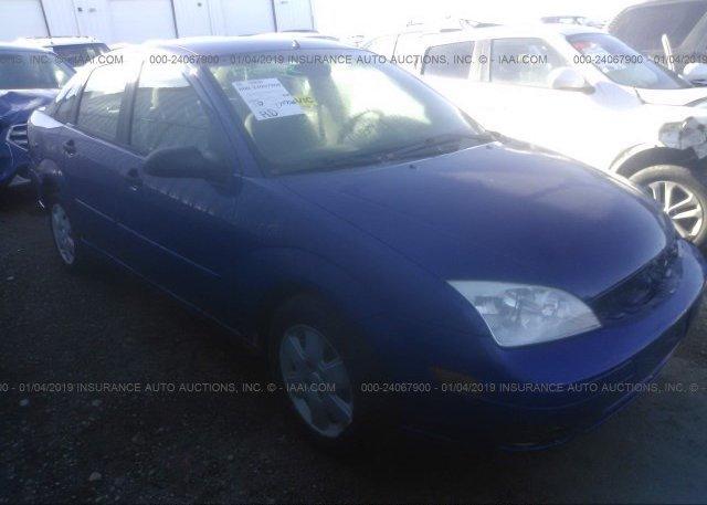 Inventory #675073267 2006 FORD FOCUS