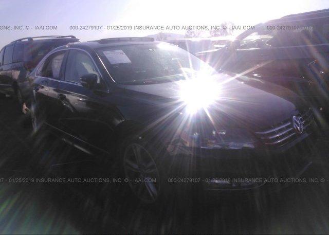 Inventory #676015602 2014 Volkswagen PASSAT