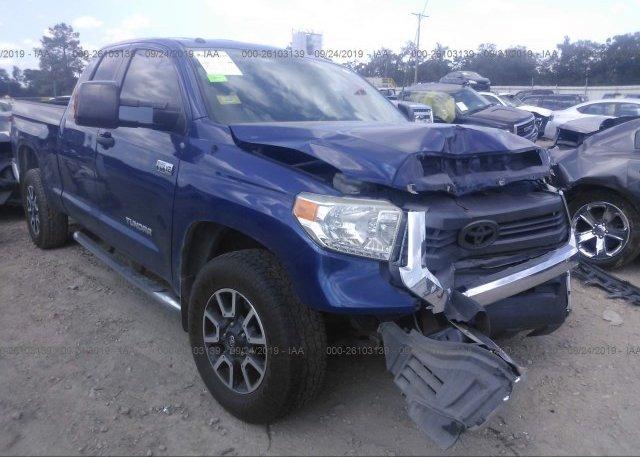 Inventory #229913048 2014 Toyota TUNDRA