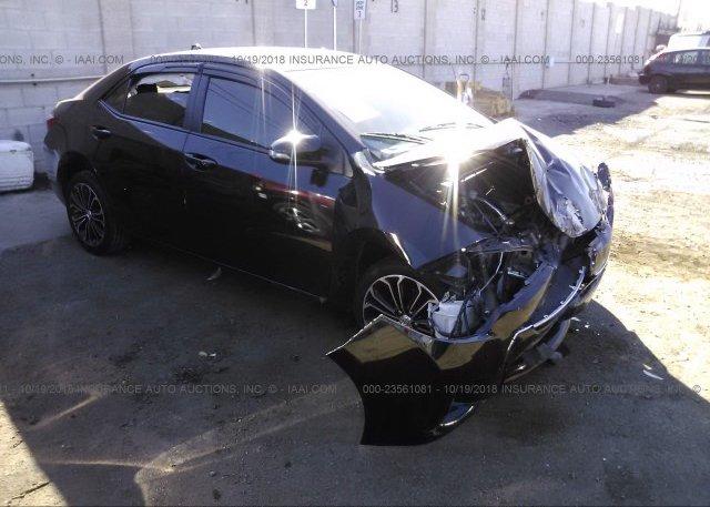 Inventory #242203779 2014 Toyota COROLLA