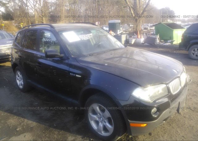 Inventory #646758964 2008 BMW X3