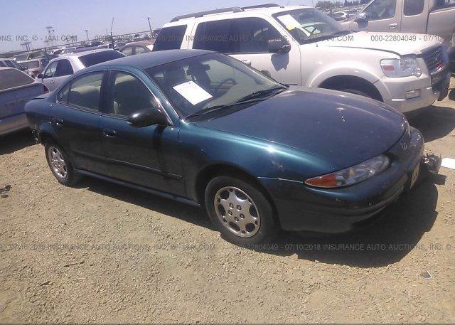 Inventory #610460813 2003 Oldsmobile ALERO