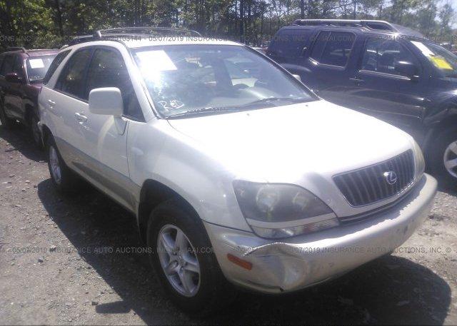 Inventory #290316162 1999 Lexus RX