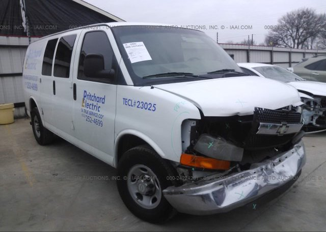 Inventory #228584186 2008 Chevrolet EXPRESS G2500